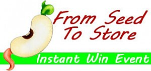 From Seed To Store Instant Win Event