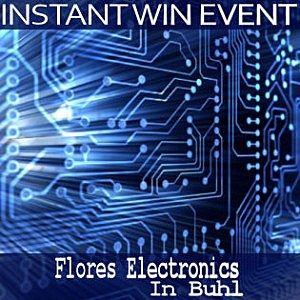 Instant Win Event At Flores Electronics