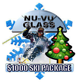 Nu-Vu Glass Holiday Showcase