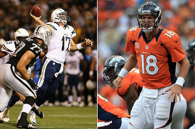 Chargers | Broncos