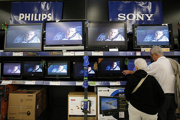 Walmart Black Friday TVs