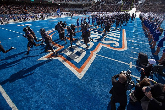 Boise State Broncos.