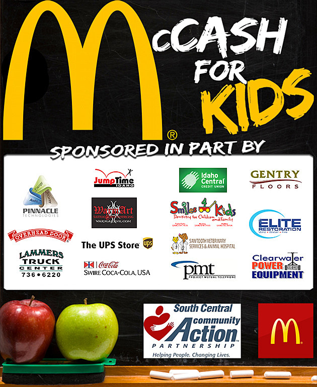 McCash for Kids Website Graphic 2017