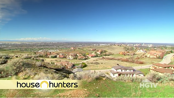 That time when boise was on hgtv househunters for Hgtv schedule house hunters